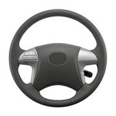 Isolated Car Steering Wheel — Photo