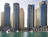 Dubai Marina View — Stock Photo