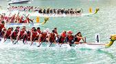 Dragon Boat Race — Stock Photo