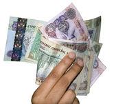 UAE Money Currency — Stock Photo