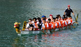 Dragon Boat Race — Stock Photo
