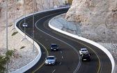 Mountain Road Al Ain — Stock Photo