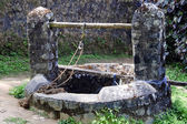 Old traditional water well — Stock Photo