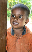 Indian Village Kid — Stock Photo