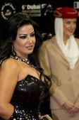 Somayya Al Kashab Egyptian Actress — Stockfoto