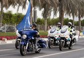Dubai Police — Stock Photo
