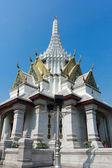 Thai style architecture, Bangkok — Stock Photo