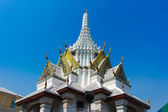 Top part of Thai style architecture — Stock Photo