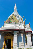 Thai-Stil-Architektur — Stockfoto
