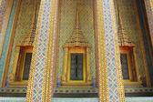 Architektura świątyni tajski — Zdjęcie stockowe