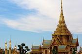 Tradycyjny tajski architektury — Zdjęcie stockowe