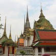 Thai Temple, Bangkok — Stockfoto #10343171