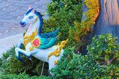 Horse in Thai literature. — Stock Photo