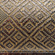 Stock Photo: Papyrus leaf weave pattern
