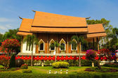 Thai-style museum. — Photo