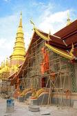 寺庙建筑 — 图库照片