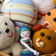 Cute dolls - Foto de Stock