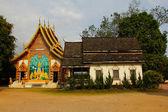 BUDHA TEMPLE — Stock Photo