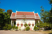 Temple of Thai — Stock Photo