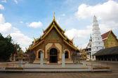 Thai temple — Stock Photo