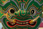 THAI MALE KHON MASK — Stock fotografie