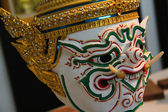 Thai giant mask — Foto de Stock