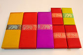 Boxes Gift — Stock Photo