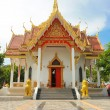 Beautiful temples in Thailand — Stock Photo
