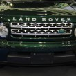 Постер, плакат: Green LAND ROVER NEW 2012