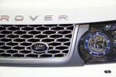LAND ROVER NEW 2012 — Stock Photo