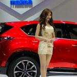 Pretty Mazda MINAGI Design Concept — Stock Photo