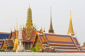 Wat Phra Kaeo Nowaday — Stock Photo