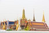 Wat phra kaeo 2012 — Stockfoto