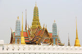 Wat Phra Kaeo Art of Culture Thailand — Stockfoto