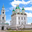 Uspensky cathedral — Stock Photo