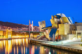 Museo guggenheim, bilbao. — Photo