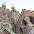 Orthodox cathedral — Stock Photo #10407042