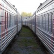 Photo of trains — Stock Photo #10608968