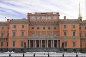 Menshikov Palace front — Stock Photo