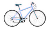 Cykel — Stockvektor
