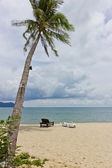 Beach Koh Chang, Trat, Thailand — Stock Photo
