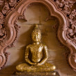 Old Buddha. — Stock Photo