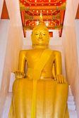 Bouddha assis. — Photo