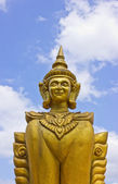 Burmese sculpture — Foto de Stock