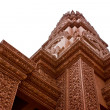 Cambodian architecture — Stock Photo