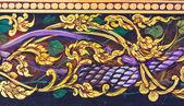 тайский живопись. — Стоковое фото