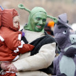 Постер, плакат: Carnival in Velika Gorica Topics Shrek