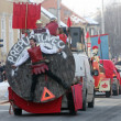 Stock Photo: Carnival in VelikGoric- Topics Asterix and Obelix