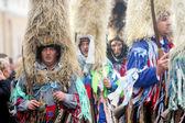 Carnival in Velika Gorica - Topics Ringers — Stock Photo