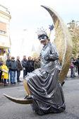 Carnival in Velika Gorica - Topics Stars 1 — Stock Photo